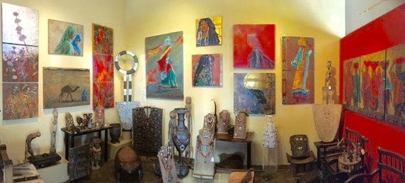 the nomad gallery