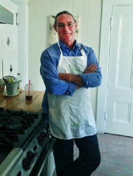 Vegetarian Chef Randy Graham