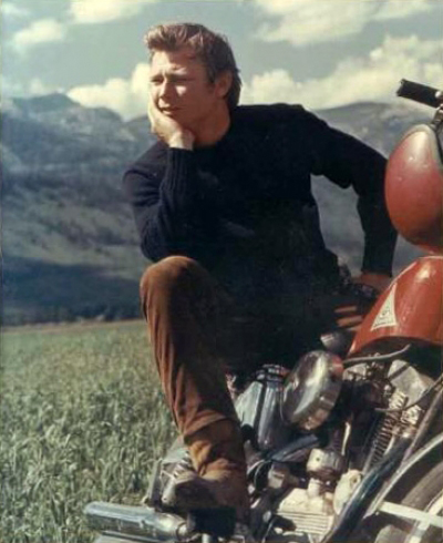 "Michael Parks in ""Then Came Bronson"""