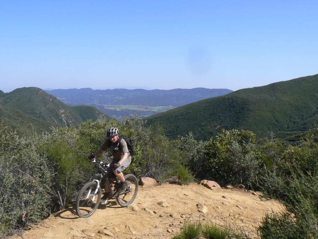 matilija canyon trail